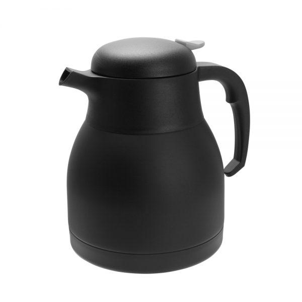 1.0L Stainless Steel Vacuum Jug (Black)-C10005-3BMK