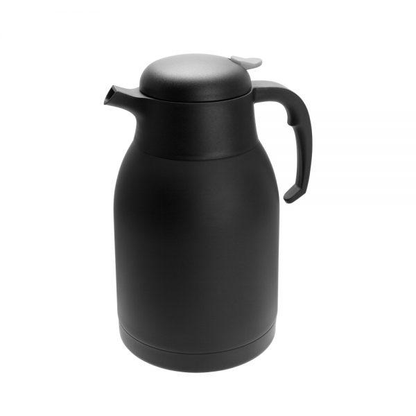 2.0L Stainless Steel Vacuum Jug (Black)-C10005-2BMK