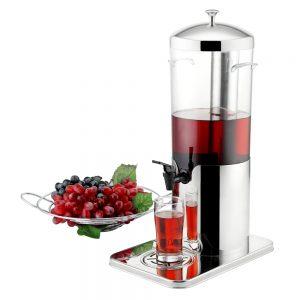 5.0L Stainless Steel Mini Beverage Dispenser (Marbella Series)-X23588