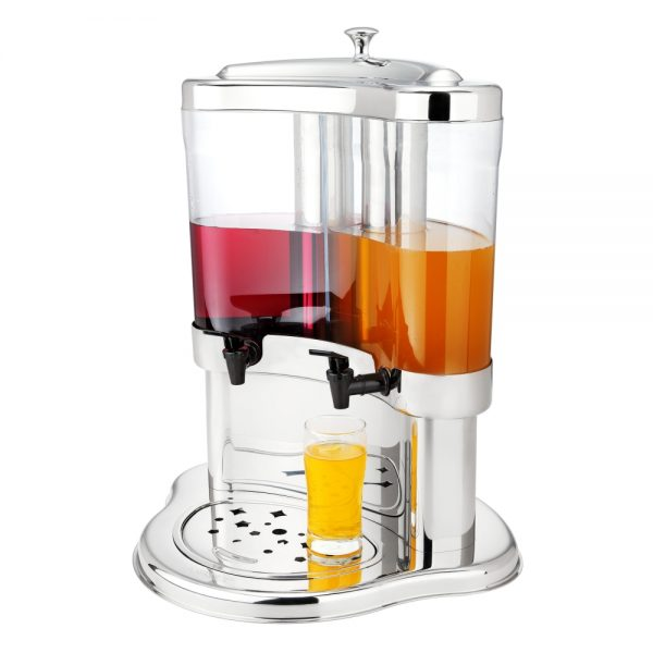 5.0L x 2 Stainless Steel Beverage Dispenser (Half Moon Bay Series )-X23888