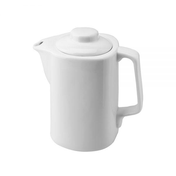 Porcelain Coffee Pot 1100ml 38.5fl.oz-C88091