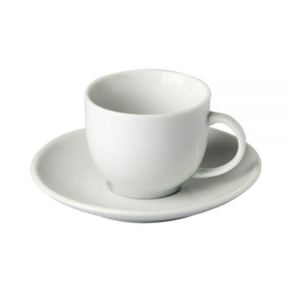 Porcelain Cup _ Saucer, 90ml (C66 RANGE)-C66022