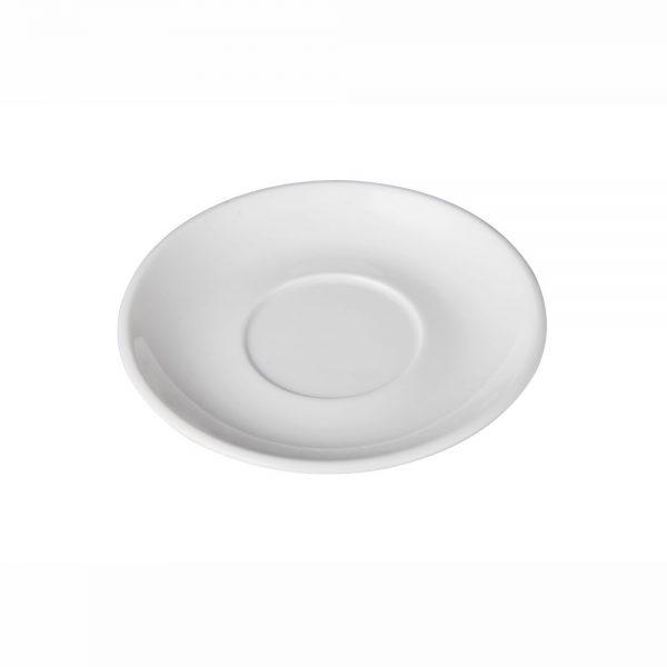 Porcelain Espresso Saucer 12.5cm5inch for 80ml Espresso Cup-C88274