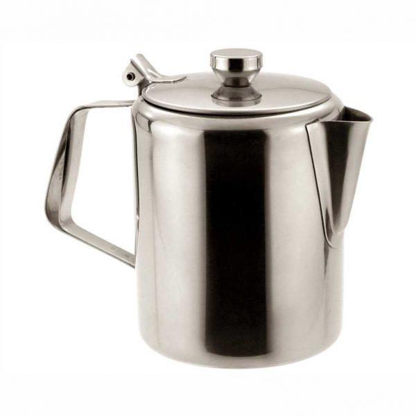 1.0L32.0fl oz Stainless Steel Coffee Pot-11035