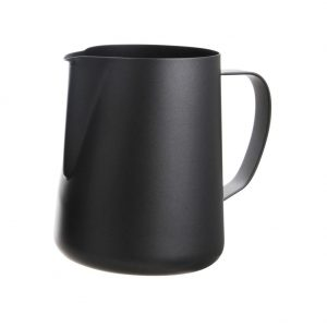 900ml Stainless Steel Milk Jug (Matt Black)-MMJ900K-UW