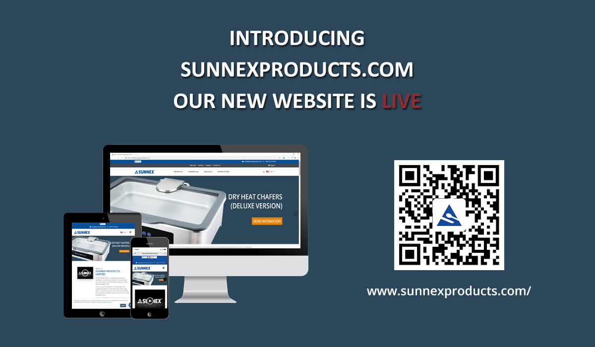 Sunnex New Website