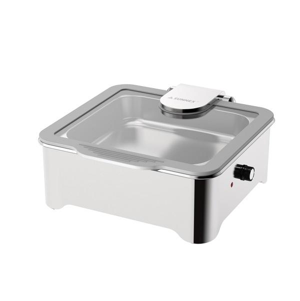 2/3 Size 5.5L Dry Heat Chafer (Standard Version)-W21-2310