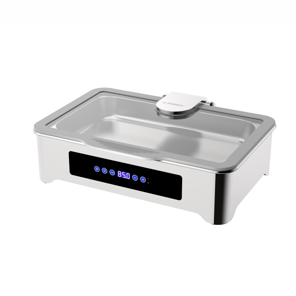 Full Size 8.5L Dry Heat Chafer (Deluxe Version)-W21-1100