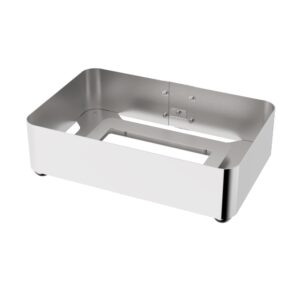 Full Size Stainless Steel Chafer Frame (Vienna Series)-W16-1102B