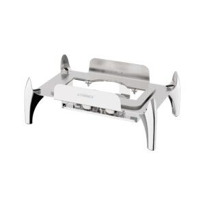 Full Size Stainless Steel Versatile Chafer Stand (Vienna Series)-W16-1100B