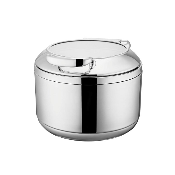 Round 10L Stainless Steel Induction Soup Station (Vienna Series)-W16-2802T